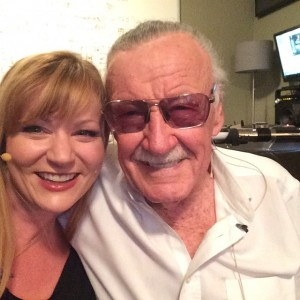 jenna and stan lee