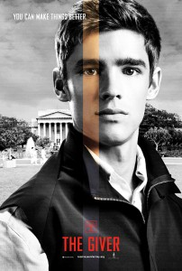 the giver poster