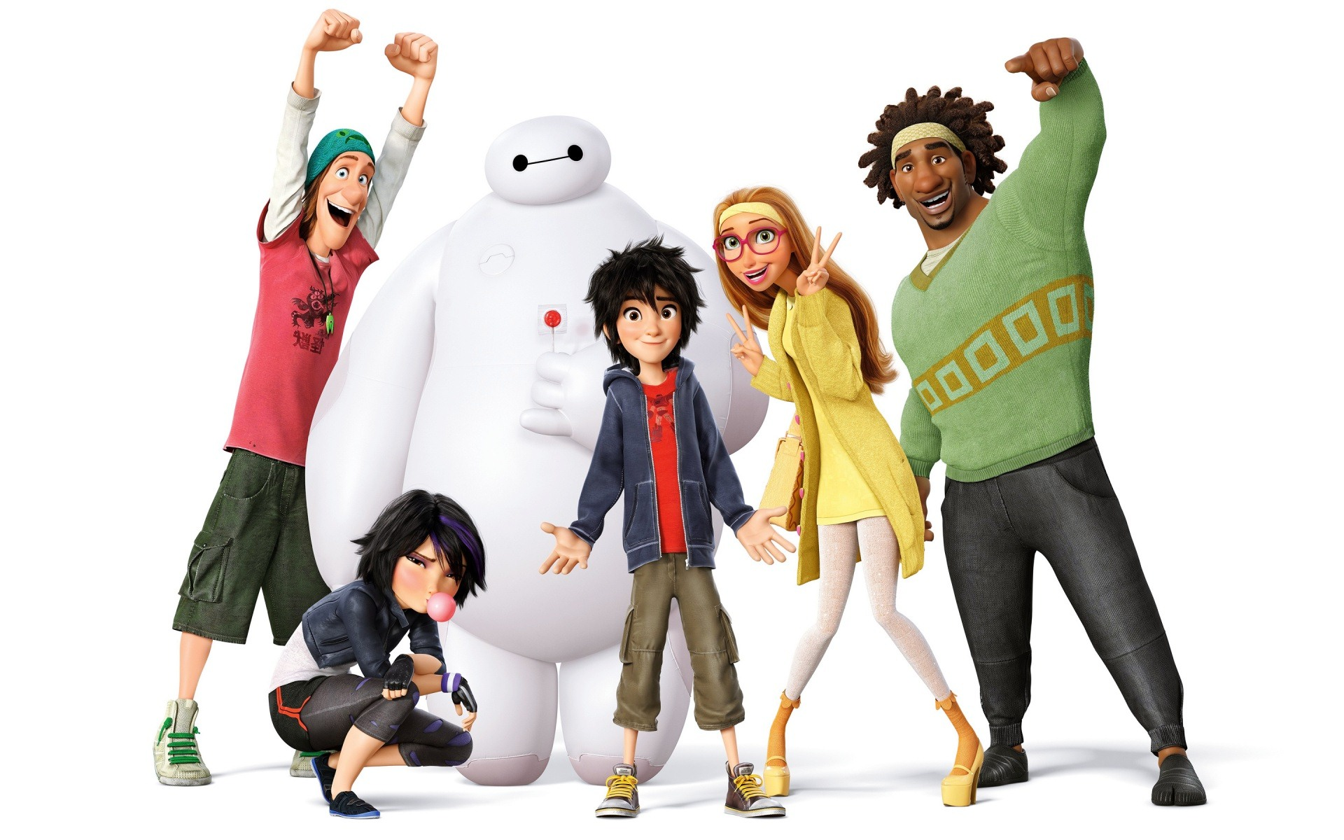 Big Hero 6 Movie Quotes on family guy desktop themes