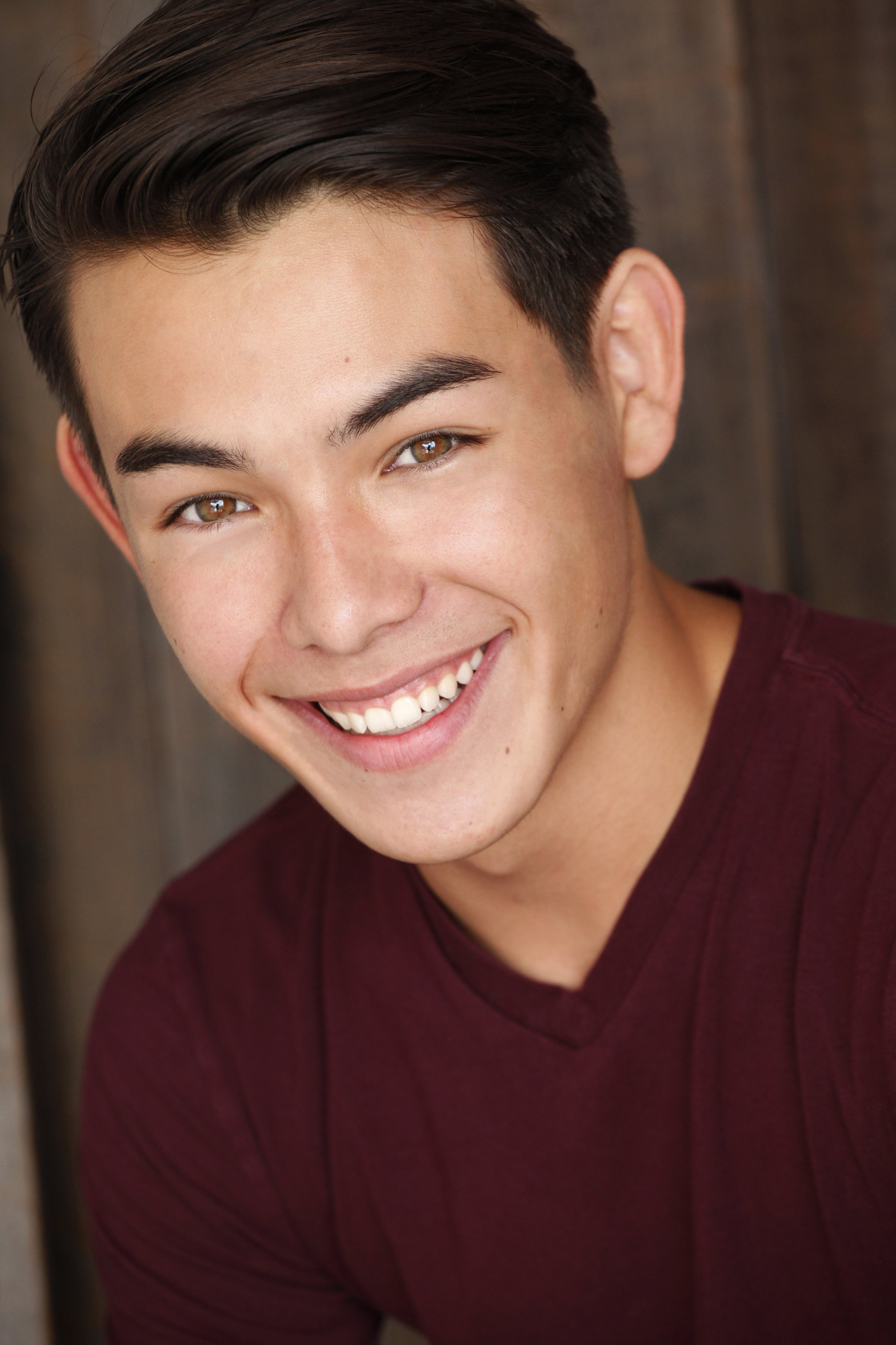 Ryan Potter Hairstyle Interview Ryan Potter Hiro