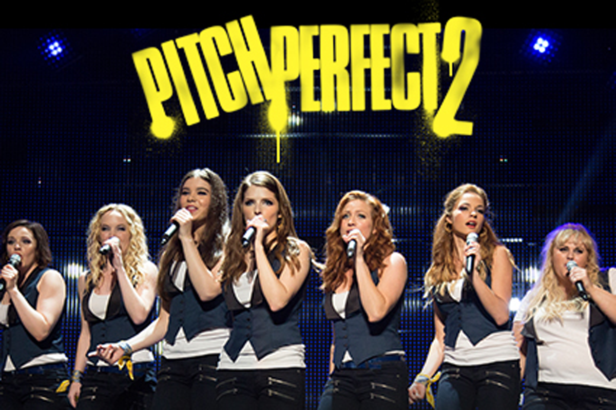 Pitch Perfect 2Pitch Perfect 2
