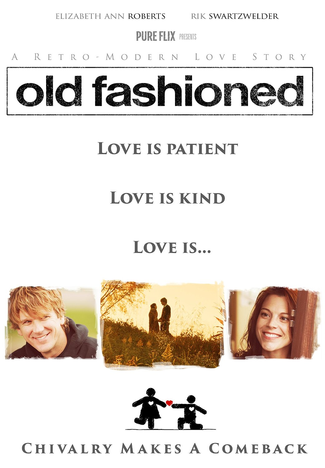 """Contest: Win a DVD of the Sweet Romance, """"Old Fashioned"""" - Movie Mom"""