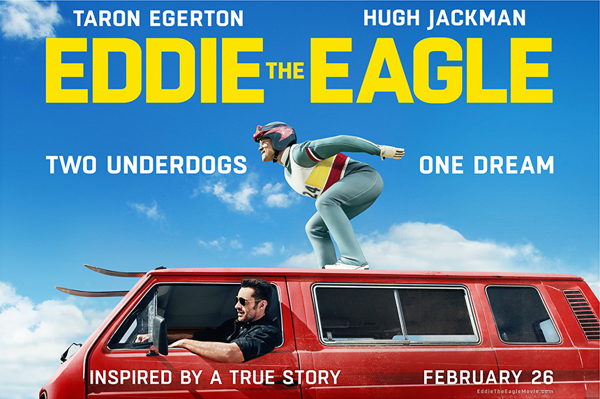 Eddie the Eagle film