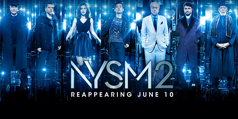 | now you see me 2
