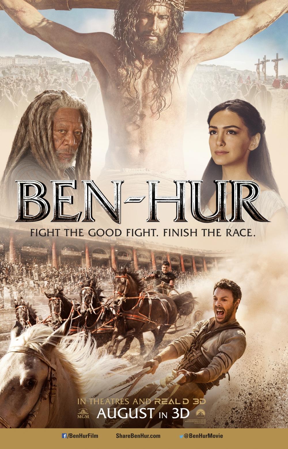 Ben-Hur release date - 26 February 2016 (USA), trailer