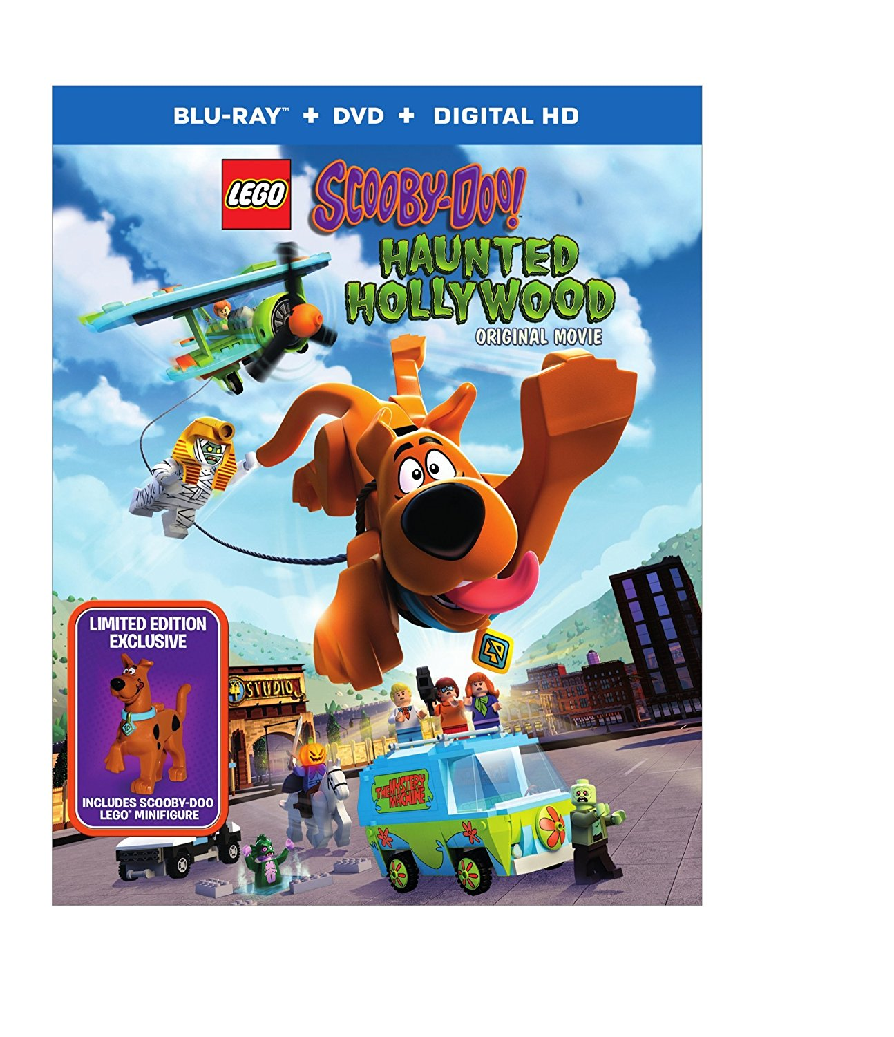 contest: win lego scooby-doo haunted hollywood for halloween