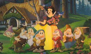 Copyright Disney  1937