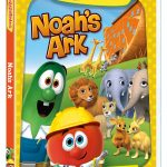 Veggie Tales- Noah's Ark DVD